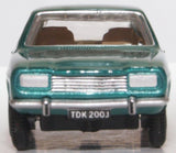 Oxford Diecast Aquatic Jade Ford Capri MK1