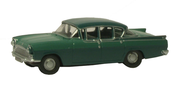 Oxford Diecast Glade Green/Alpine Green Vauxhall Cresta - 1:76 Scale
