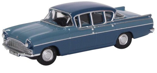 Oxford Diecast Vauxhall Cresta Moonlight Blue and Bermuda Blue