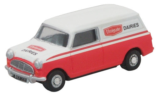 Oxford Diecast Unigate Mini Van - 1:76 Scale