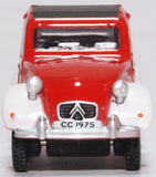 Oxford Diecast Citroen 2CV Coca Cola