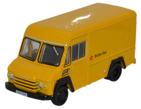 Oxford Diecast Commer Walk Thru British Rail - Yellow