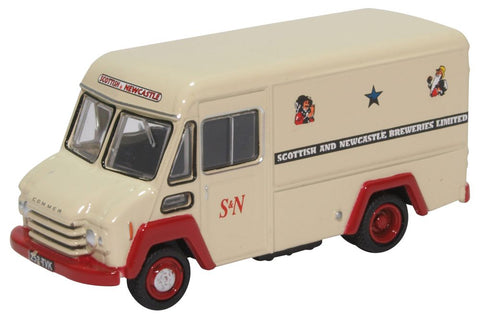 Oxford Diecast Commer Walk Thru Scottish & Newcastle