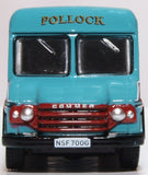 Oxford Diecast Commer Walk Thru Pollock