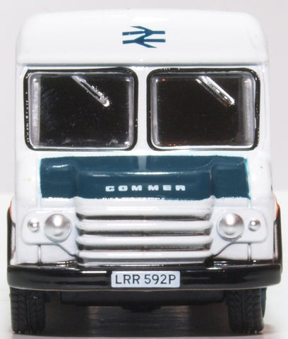 Oxford Diecast Commer Walk Thru Rail Express Parcels 1:76 Scale