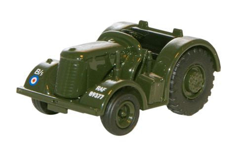 Oxford Diecast RAF David Brown Tractor - 1:76 Scale