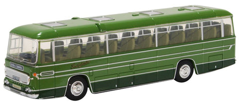 Oxford Diecast Duple Commander MKII Southdown