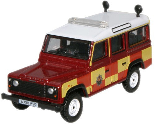 Oxford Diecast Land Rover Station Wagon  Gloucester - 1:76 Scale