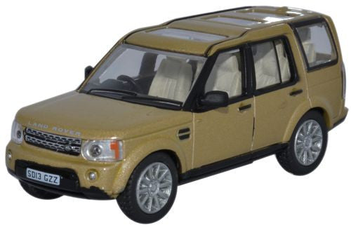 Oxford Diecast Land Rover Discovery 4 - 1:76 Scale
