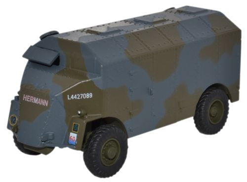 Oxford Diecast Dorchester ACV 8th Armoured Division 1941 - 1:76 Scale