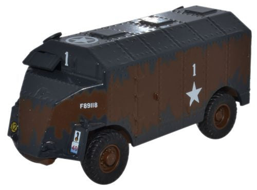 Oxford Diecast Dorchester ACV 1st Polish Armored Division NWE 1945