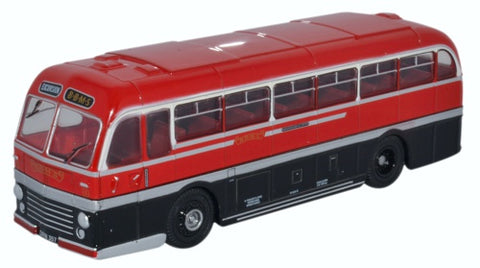 Oxford Diecast Duple Roadmaster Bamber Bridge MS