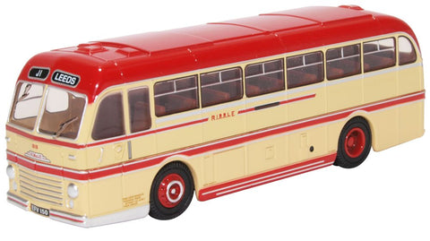 Oxford Diecast Duple Roadmaster Ribble