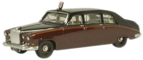 Oxford Diecast Claret/Black (Queen Mum) DS420 - 1:76 Scale