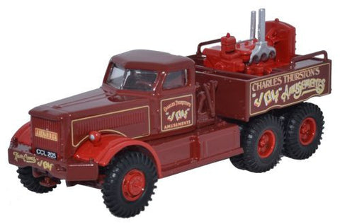 Oxford Diecast Diamond T Charles Thurston - 1:76 Scale