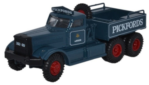 Oxford Diecast Diamond T Ballast Pickfords