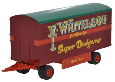 Oxford Diecast Whiteleggs Trailer - 1:76 Scale