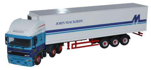 Oxford Diecast ERF EC Olympic Fridge John Mackirdy Ltd - 1:76 Scale