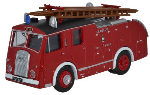 Oxford Diecast Glasgow Dennis F8 - 1:76 Scale