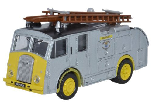 Oxford Diecast Dennis F8 West Sussex Fire Brigade - 1:76 Scale