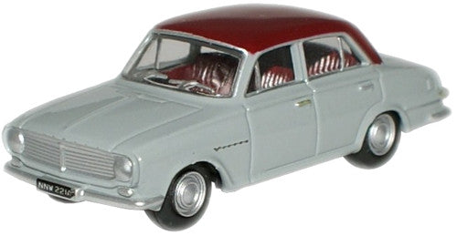 Oxford Diecast Red/Gull Grey  FB Victor - 1:76 Scale