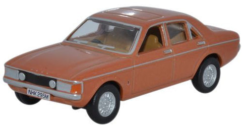 Oxford Diecast Ford Consul - Gold - 1:76 Scale