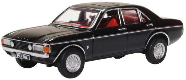 Oxford Diecast Ford Consul Granada Black