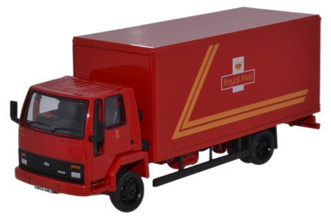 Oxford Diecast Ford Cargo Box Van Royal Mail