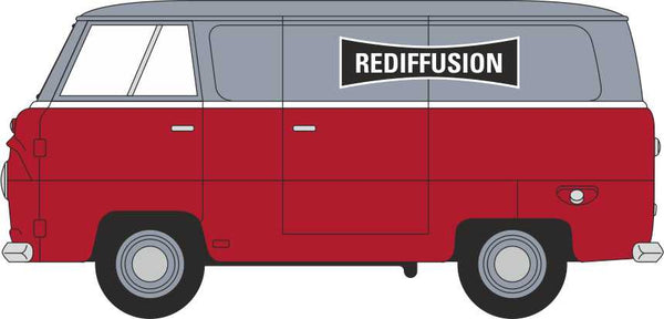 Oxford Diecast Rediffusion Ford 400E Van