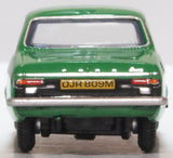 Oxford Diecast Ford Escort MK1 Modena Green