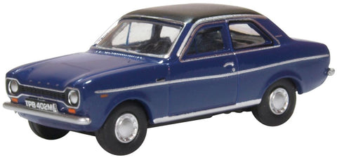 Oxford Diecast Ford Escort MK1 Purple Velvet