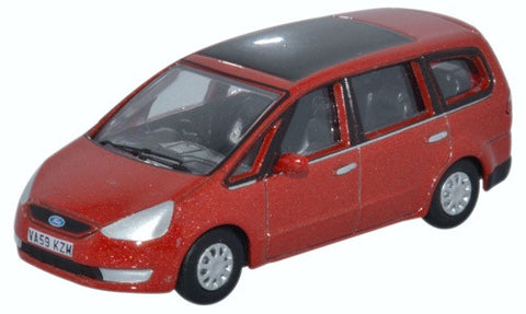 Oxford Diecast Ford Galaxy Tango Red
