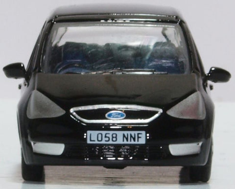 Oxford Diecast Ford Galaxy Black