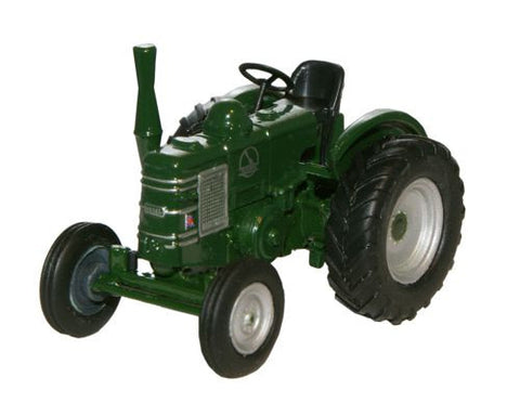 Oxford Diecast Field Marshall Tractor Marshall Green - 1:76 Scale