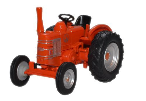 Oxford Diecast Orange Field Marshall Tractor - 1:76 Scale
