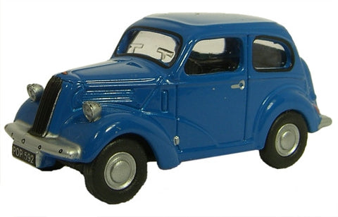 Oxford Diecast Ford Popular 103E Blue - 1:76 Scale