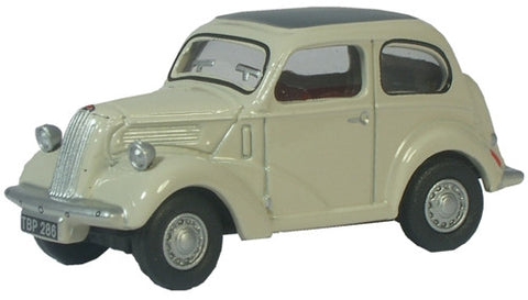 Oxford Diecast Ford Popular Fawn - 1:76 Scale