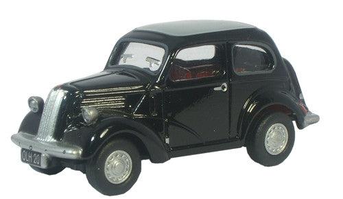 Oxford Diecast Ford Popular 103E Black - 1:76 Scale