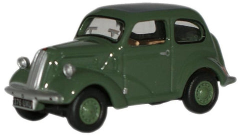 Oxford Diecast Canterbury Green Ford Popular - 1:76 Scale