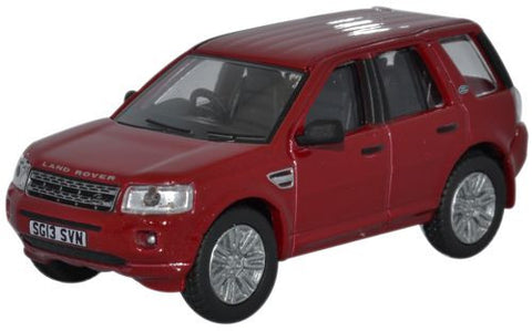 Oxford Diecast Land Rover Freelander - 1:76 Scale