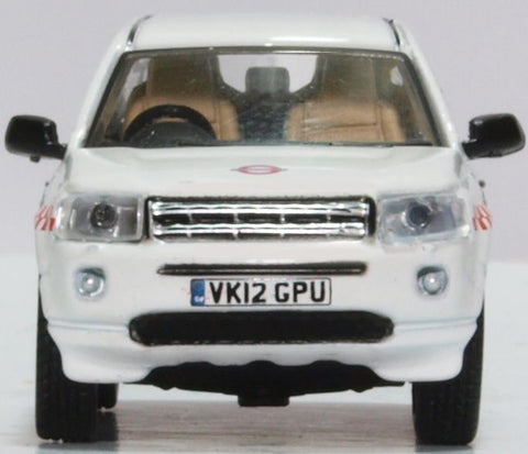 Oxford Diecast Land Rover Freelander London Underground
