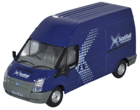 Oxford Diecast Ford Transit MK5 LWB High Scotrail