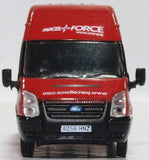 Oxford Diecast Ford Transit Mk5 Parcelforce