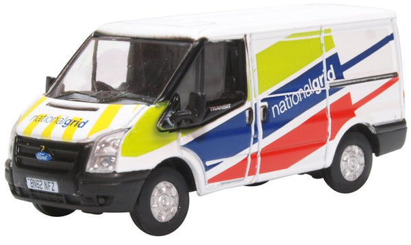 Oxford Diecast Ford Transit MK5 National Grid