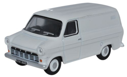 Oxford Diecast Ford Transit Mk1 White - 1:76 Scale