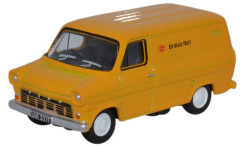 Oxford Diecast Ford Transit Mk1 British Rail