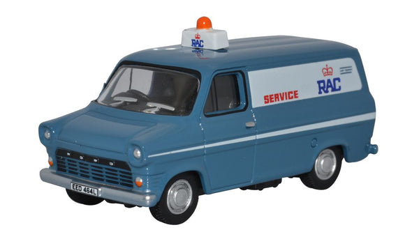 OXFORD DIECAST 1:76 Scale RAC Ford Transit Mk1
