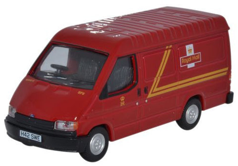 Oxford Diecast Ford Transit Mk3 Royal Mail - 1:76 Scale