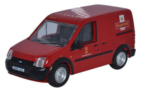 Oxford Diecast Ford Transit Connect Royal Mail - 1:76 Scale