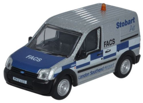 Oxford Diecast Ford Transit Connect Stobart Air - 1:76 Scale
